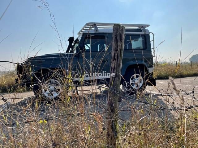 LAND ROVER Defender 90 Challenge Specifications SUV