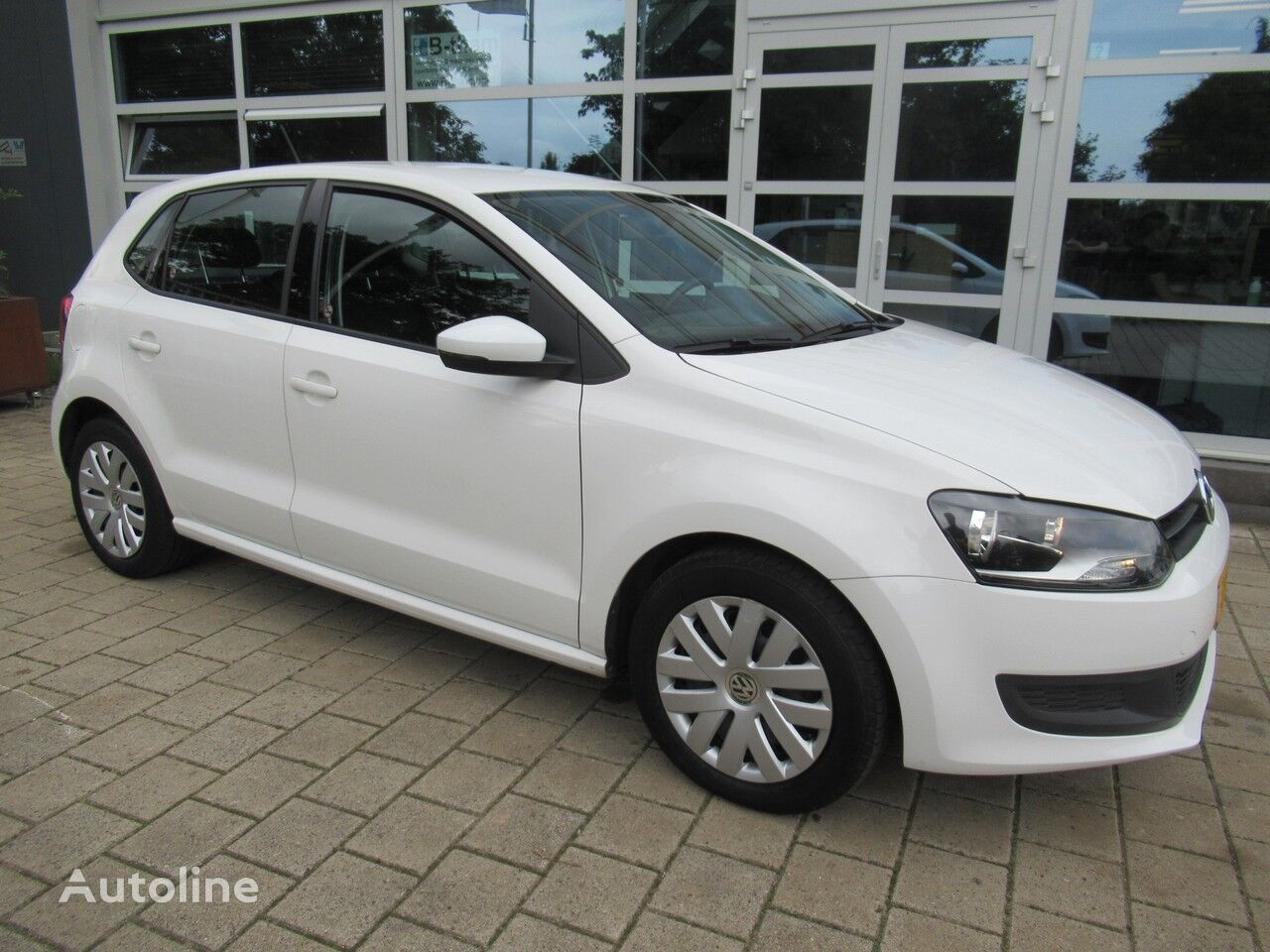 VOLKSWAGEN Polo 1.2i 51KW CNG 5-drs. AIRCO BlueMotion hatchback