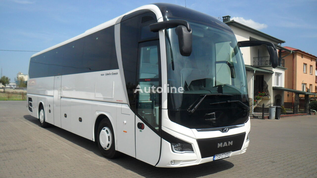 MAN R07  coach bus