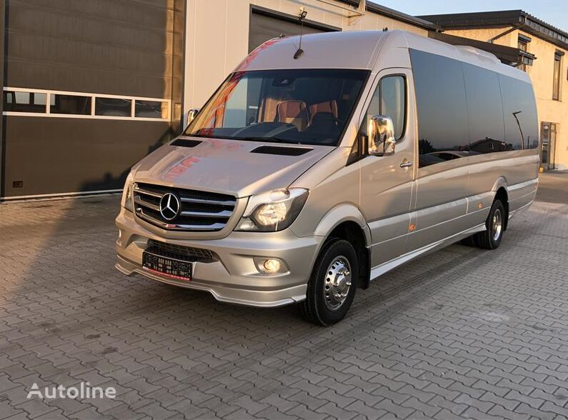 MERCEDES-BENZ 519 XXL-Komfort,Telma 22+1+1 Panorama  coach bus