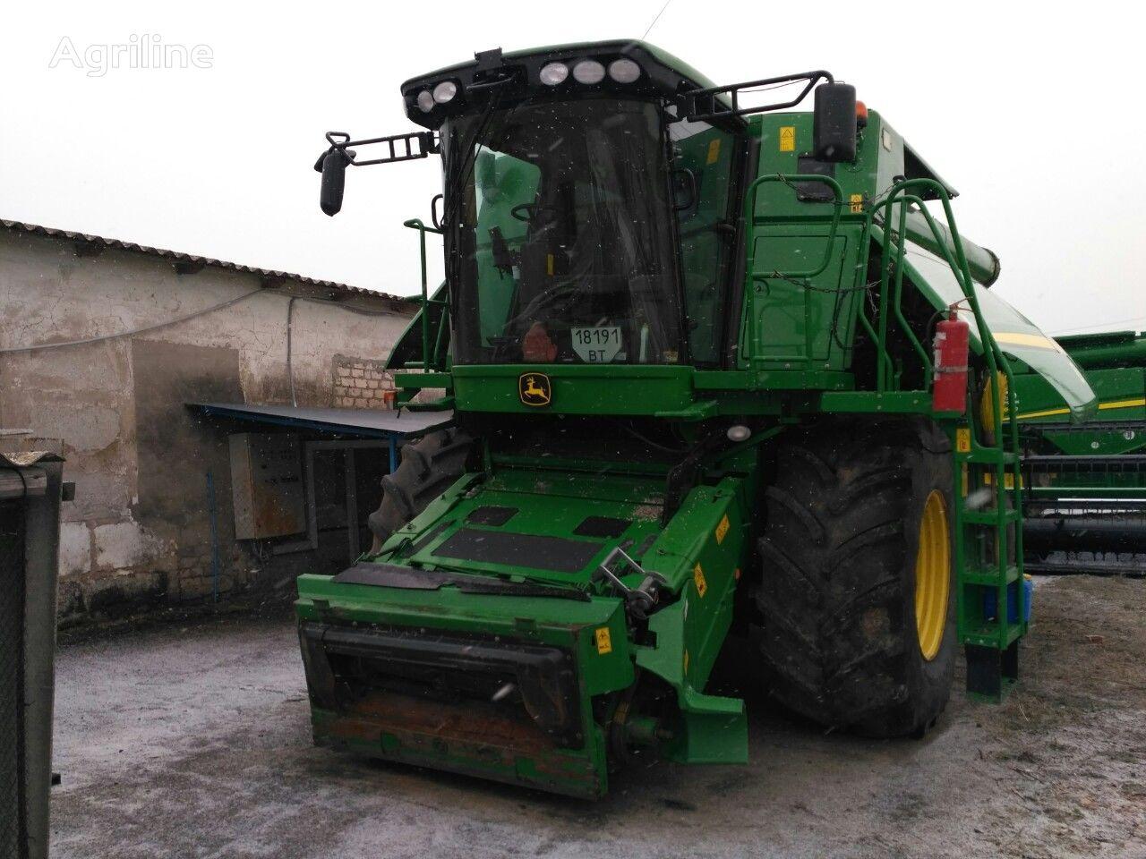 JOHN DEERE S 690 i Hilmaster, V NALIChII, s NDS grain harvester