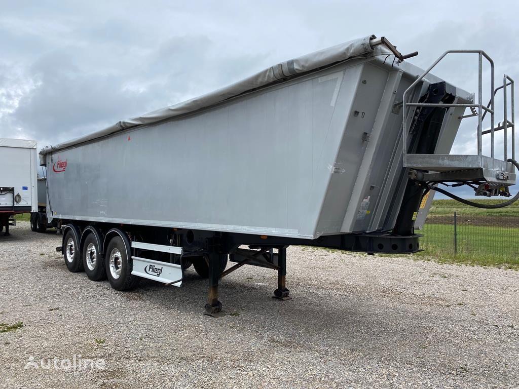 FLIEGL NACZEPA / WYWROTKA / 41M3 / KLAPO-DRZWI / 5600KG tipper semi-trailer