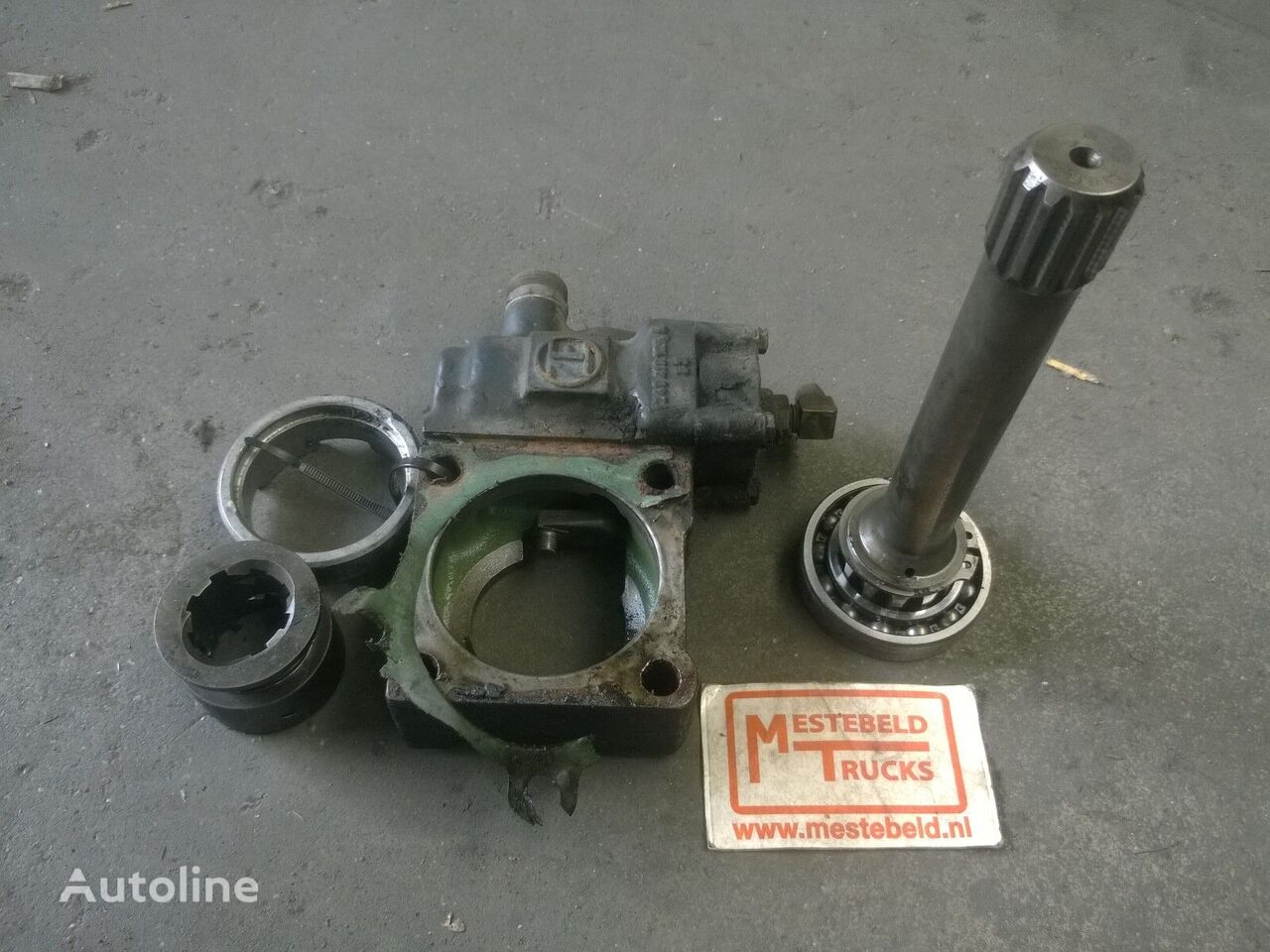 MAN PTO PTO for MAN F2000 truck