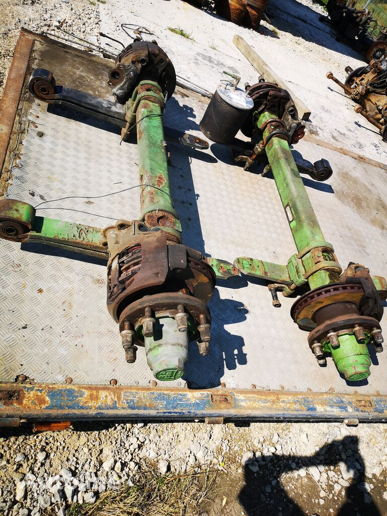 BPW ECO Plus , SKHZF 10008-15 ECO-P (D115-1TDB0562) axle for BPW ECO Plus D115-1TDB0562 trailer