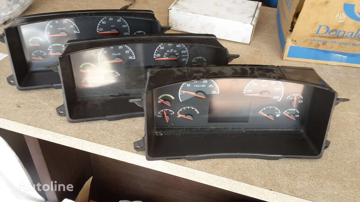 dashboard for VOLVO FH truck