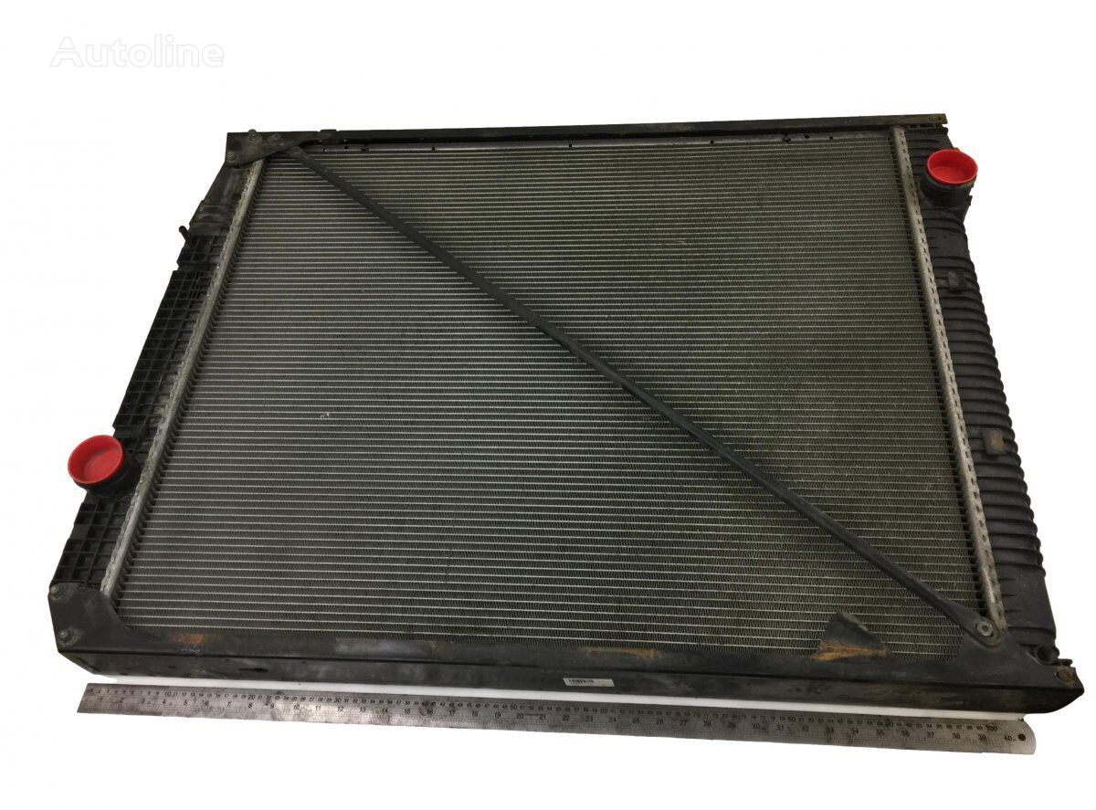 BEHR (8MK376721-231) engine cooling radiator for MERCEDES-BENZ Actros MP2/MP3 (2002-2011) tractor unit