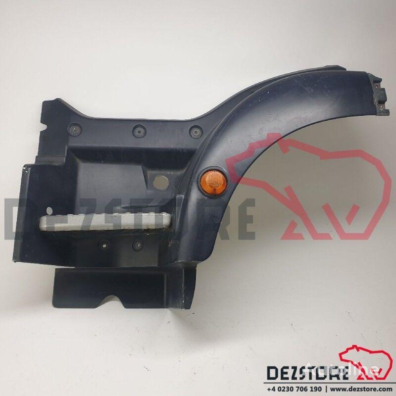 (81615100651) footboard for MAN TGM tractor unit