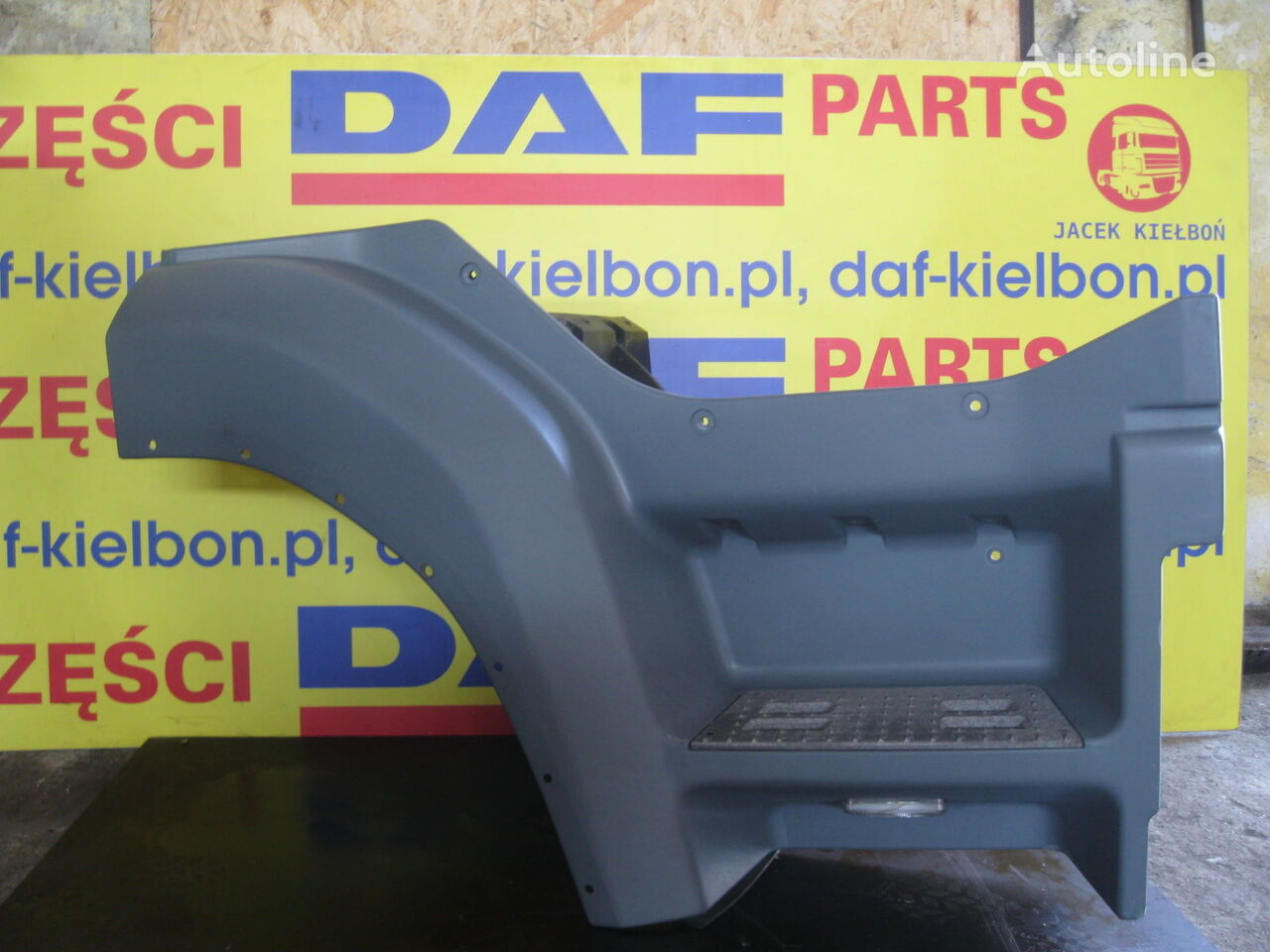 DAF STOPNICA footboard for DAF CF 85 tractor unit
