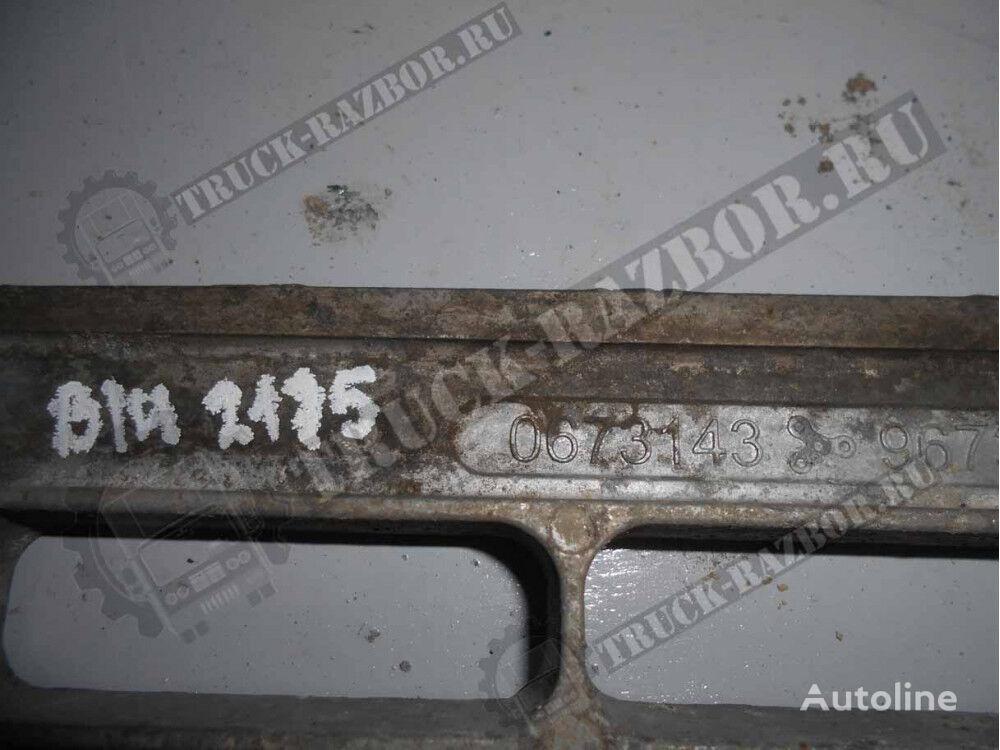 DAF stupen podnozhki srednyaya (0673143) footboard for DAF L tractor unit