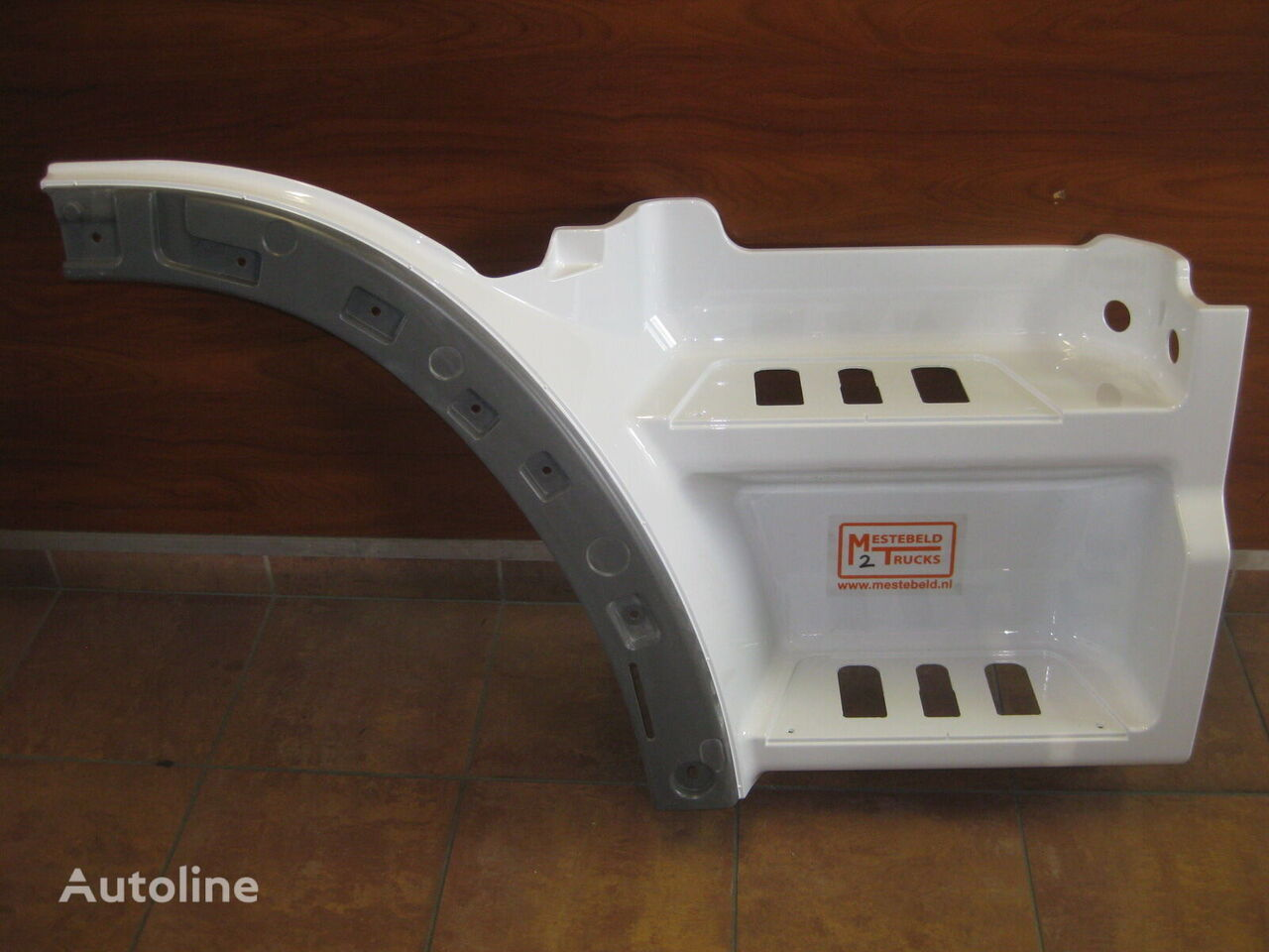 footboard for MERCEDES-BENZ Actros MP3 truck