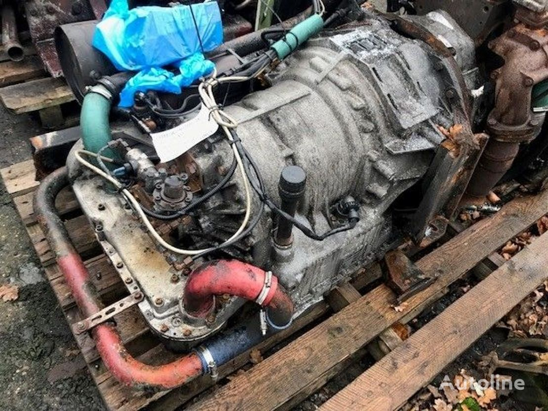 ZF ECOMAT 5HP500 RATIO 2,81-0,80 gearbox for MAN truck