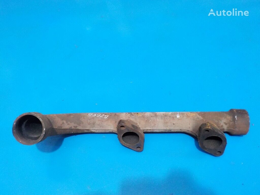 vypusknoy Scania manifold for truck