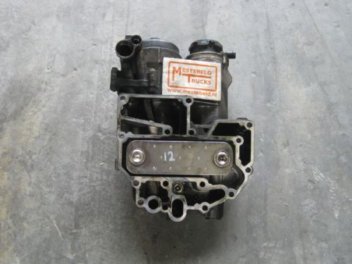 oil pump for MAN truck