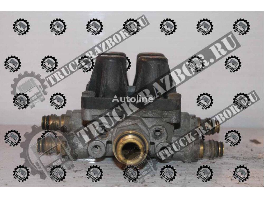 VOLVO chetyreh konturnyy (21225479) pneumatic valve for VOLVO FH, FM tractor unit