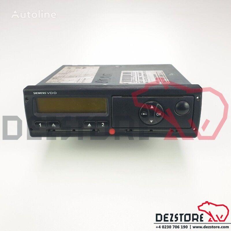 (81271016584) tachograph for MAN TGX tractor unit