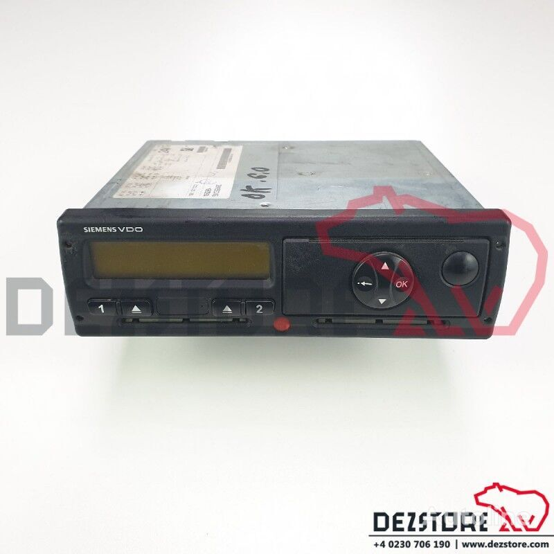 (1781375) tachograph for DAF XF105 tractor unit