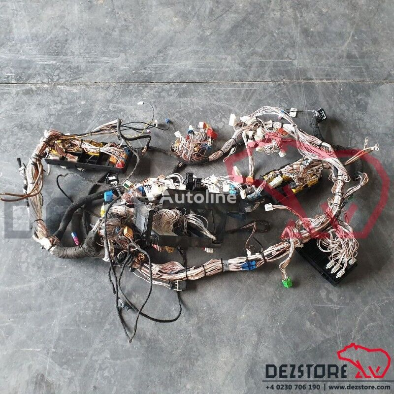 MAN (81254596100) wiring for MAN TGX tractor unit