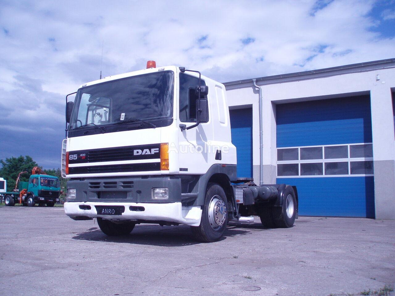 DAF 85.400 ATI MANUAL PUMP tractor unit