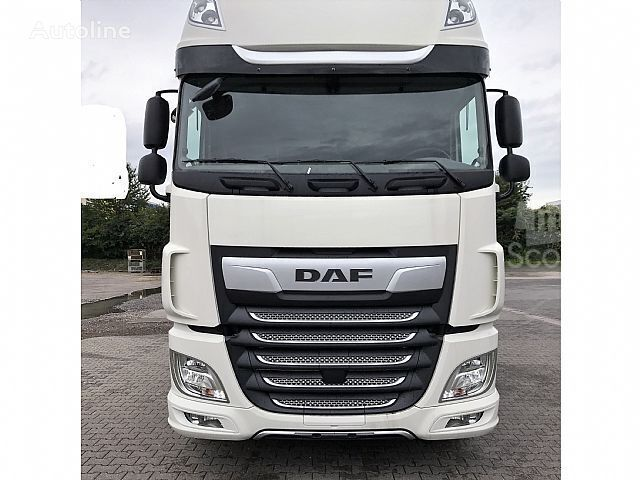 new DAF XF 480 SSC TraXon  SOFORT LIEFERBAR TOPEDITION BJ 21 LEASE &euro tractor unit