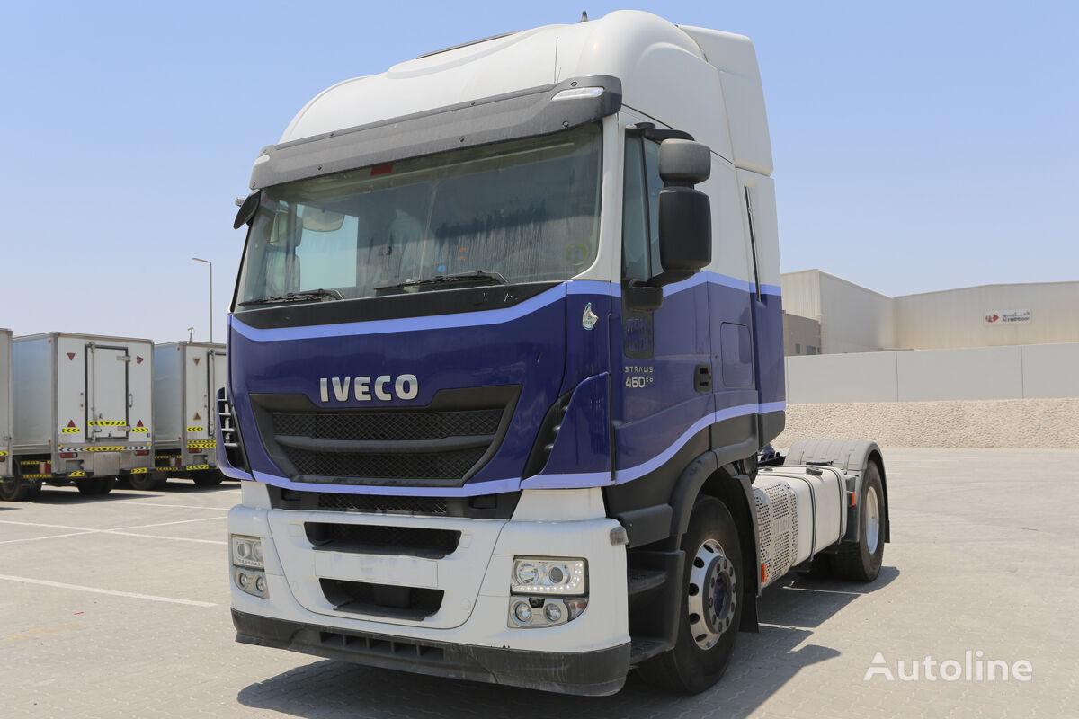 IVECO Stralis 440 tractor unit