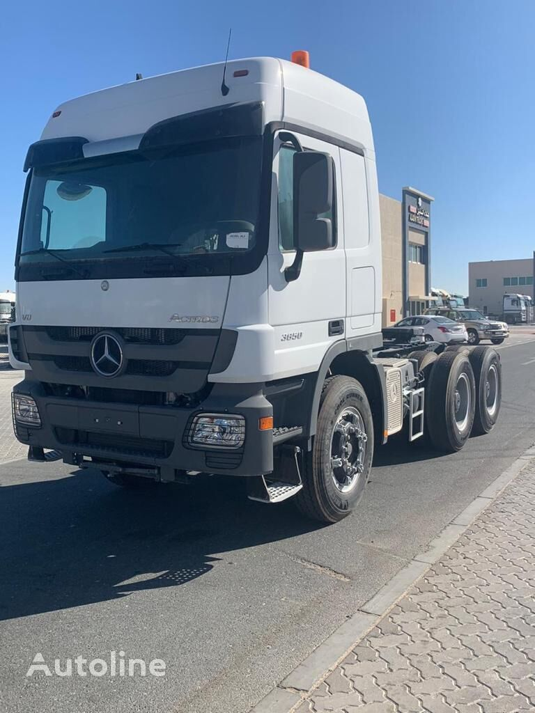 new MERCEDES-BENZ ACTROS 3850 6×4 W/ SLEEPER CAB tractor unit