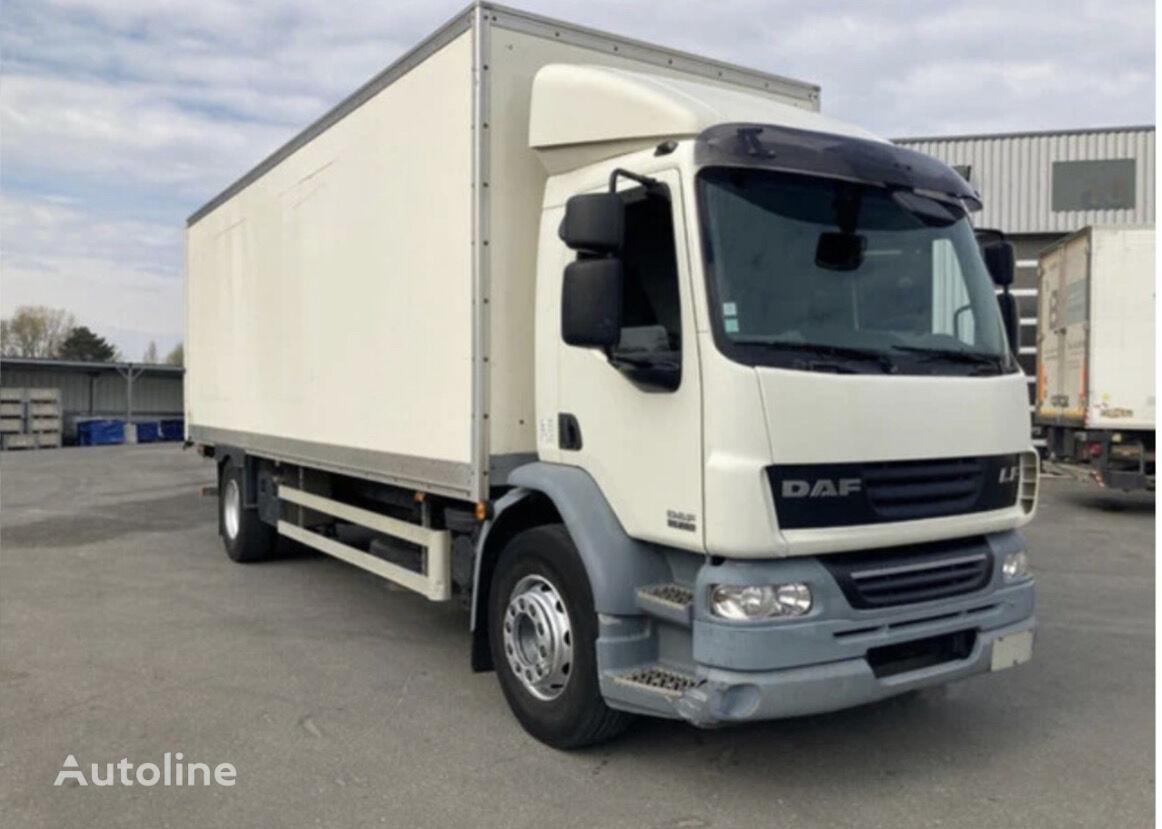 DAF LF 250 EEV EURO 5 18T FURGON box truck