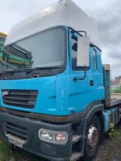 ERF ECX 2005 BREAKING FOR SPARES box truck for parts