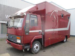 FORD Cargo 0811 , Belgium Horse Truck box truck