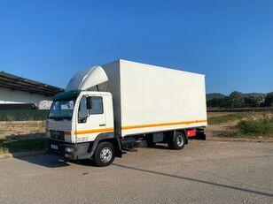 MAN  - 8.153 ** BOX CLOSED *** box truck