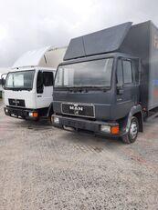 MAN 8.163 box truck