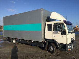 MAN LE 8.220, 1. Bett ,AHK , Box 6,50 m  TOP - Condition   box truck