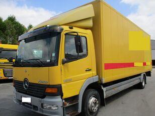 MERCEDES-BENZ 1218 box truck