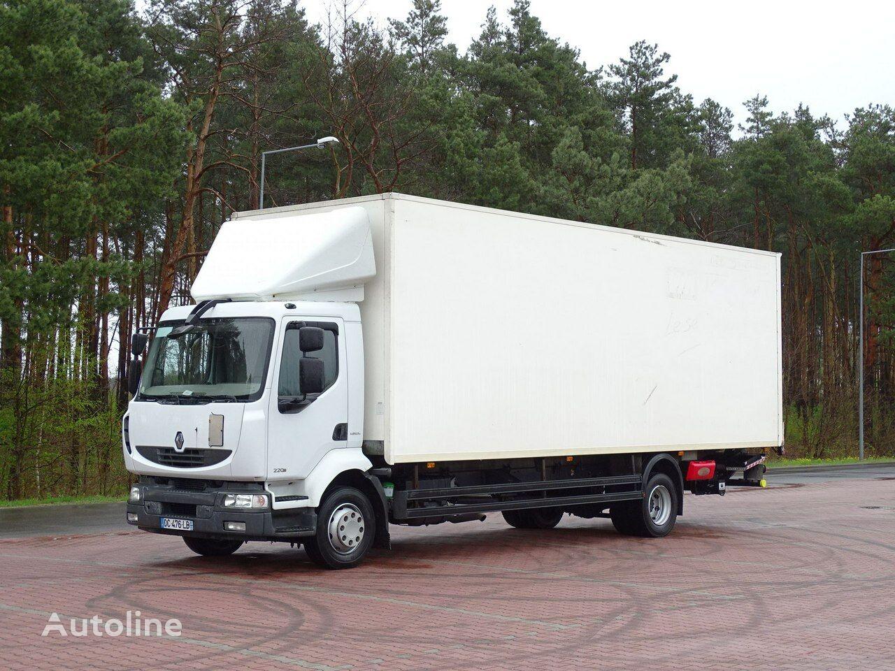 RENAULT MIDLUM 220 DXI  box truck