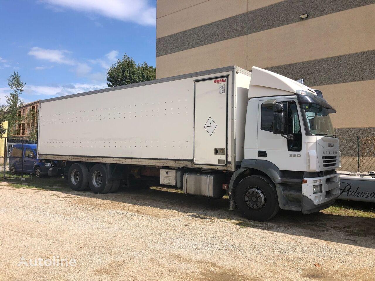 IVECO STRALIS AD260S35 box truck