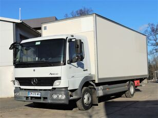 MERCEDES-BENZ Atego 818 kontener, 2012rok, EURO 5, AdBlue, DHOLLANDIA box truck