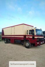 VOLVO FL617 left hand drive 17.5 ton manual pump full springs  box truck