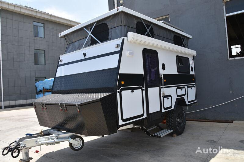 new off road caravan truck camper