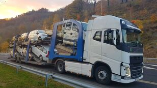 VOLVO FH13 500 car transporter
