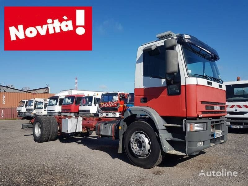IVECO 180E28 chassis truck