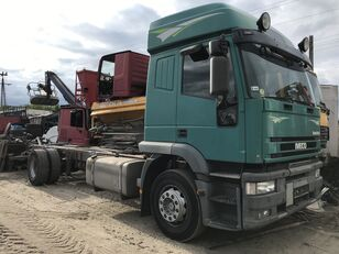 IVECO Eurotech 270  chassis truck