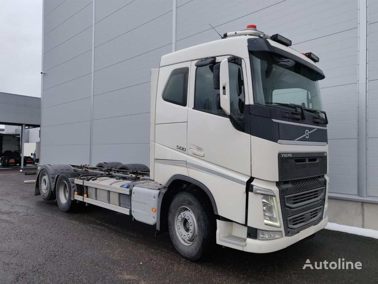 VOLVO FH13 Chassi Euro 6 chassis truck