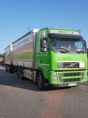 VOLVO FH 500 curtainsider truck + curtain side trailer