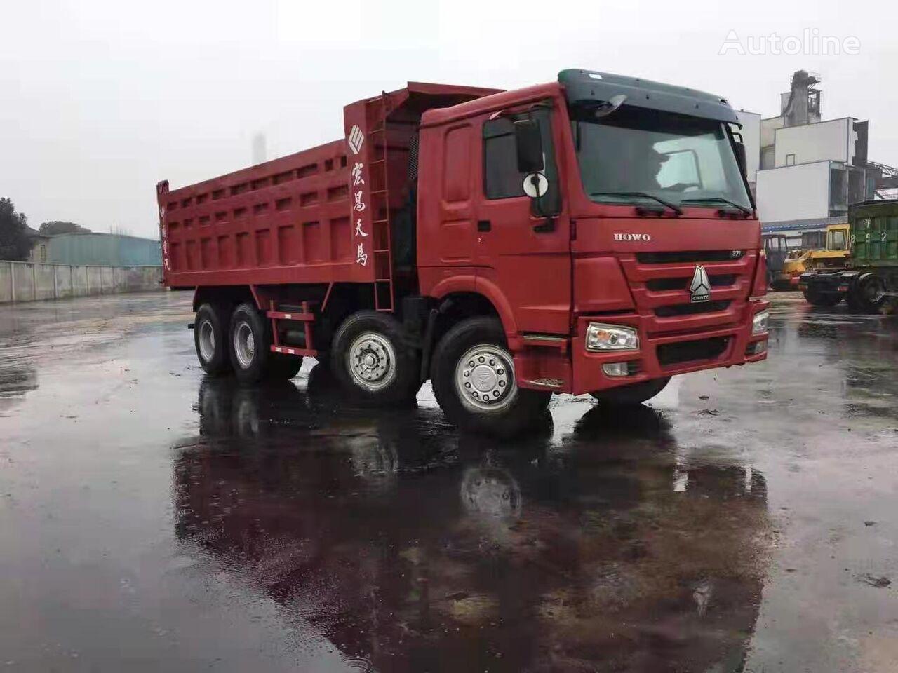 HOWO USED  CHINA  MADE  HOWO  371  DUMP  TRUCK  SALE dump truck
