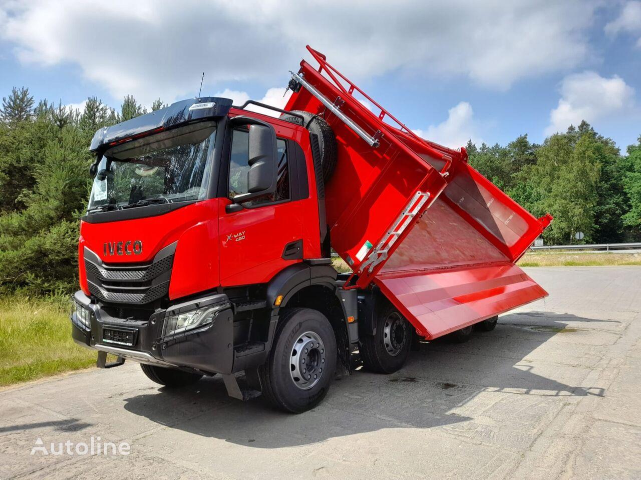 new IVECO X-WAY 460 dump truck