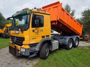 MERCEDES-BENZ ACTROS 2648 Meiller Kipper 6x4 290tys km MANUAL-EPS Resor  dump truck