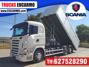 SCANIA R 440 dump truck