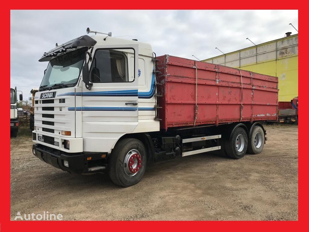 SCANIA R143 6x2 Tipper Spring / spring dump truck