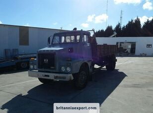 VOLVO N7 20 left hand drive 16 ton 3 way full springs dump truck
