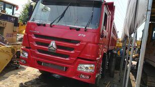 HOWO 375 8x4 Hot sale Cheap price Good condition 371 dump truck