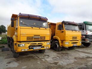 KAMAZ 65201 dump truck
